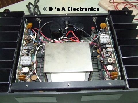 D N A Electronics Gas Son Of Ampzilla Picture Gallery