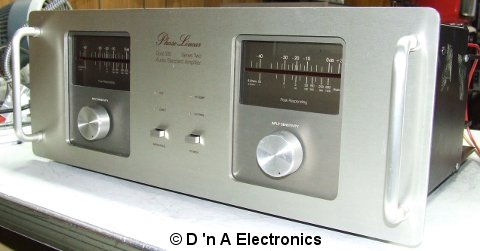 D N A Electronics Phase Linear Dual 500 Picture Gallery